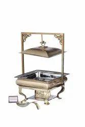 Brass Char Minar Chafer