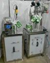 Semi Automatic Spout Pouch Liquid Filling And Capping Machine