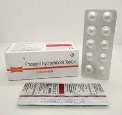 Prasovell 5 ( Prasugrel Tablets 5 Mg)