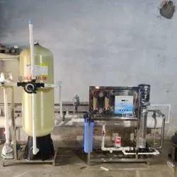 Textile Industries RO Plant