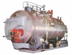 Oil Fired 12 TPH Package Steam Boiler, IBR Approved