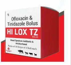 Ofloxacin And Tinidazole Bolus