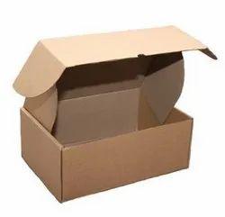 Die Cut Corrugated Packaging Boxes