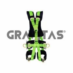 Gravitas Safety Full Body Harness/ Safety Belt (FBH-056)