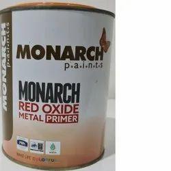Monarch Paints Emperor Red Oxide Metal Primer 4 ltr