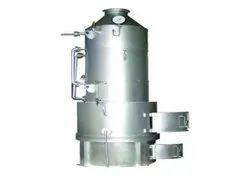 Wood Fired 200 kg/hr Steam Boiler, Non IBR