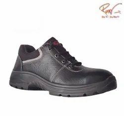 Ramer New Launch Arrow Black Shoes