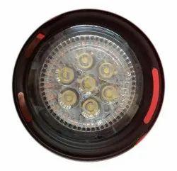 24 V Plastic Automotive Fog Lamp