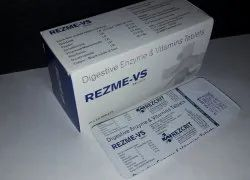 Diastase+ Papain +Simethicone+Vitamin B1+ Viatmin B2+ Nicotinamide