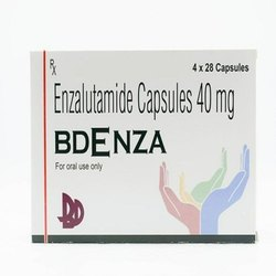 Enzalutamide Capsules 40 Mg