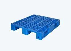 Blue Plastic Pallets Supreme 6 Ton, For Industrial