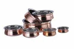 Copper Steel Handi