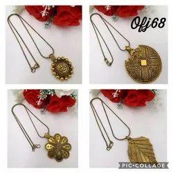 Oxidised Necklaces