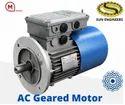 Ac Geared Motor / Three-Phase Brake Motor