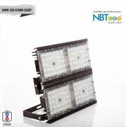 240W LED Flood Light Lens