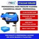 Italian Grade Commercial Power Washer With Induction Motor