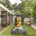 Big Buddha Statue With Fountain