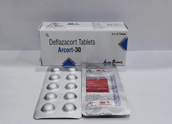 Deflazacort 30mg Tablet