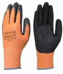 Karam Hs01 Latex Coated Hand Gloves