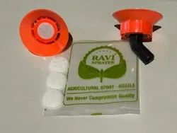 Sprayer Pump Bend Multi Nozzle , 3,4,5,6 Hole