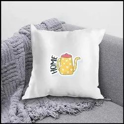 Ikraft Cushion Cover ( Without Filler) Design - Home
