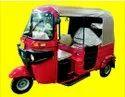 Passanger TukTuk Autorickshaw Petrol BS3.