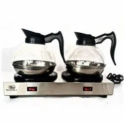 Carafe With Hot Plate