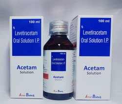Levetiracetam 100mg Syrup