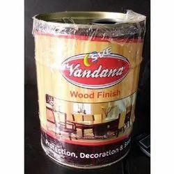 SAV  Vandana Wood Finish Liquid 4 KG
