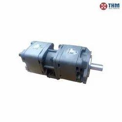 Double Internal Gear Pump