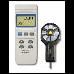 Data Logger Anemometer