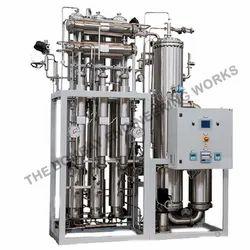Electric 300 kg/hr Pure Steam Generator