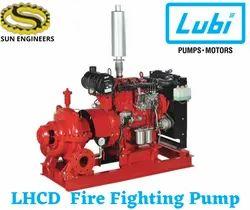 LHCD Fire Fighting Pumps