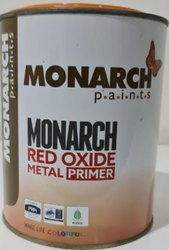 Monarch Paints Emperor Red Oxide Metal Primer 4 L