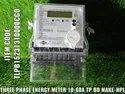 Three Hpl 10-60 A Tp Bd Meter, Model Name/number: Tlpb1523131000ocg0, 415 V