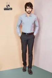 Baaamboos Cotton Mens Corporate Uniform Shirt