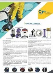 Over Head Storage Tank Cleaning Machines