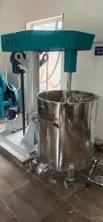 Cow Dung paint Machinery Plant 500 Ltr