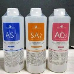 AS1 Aqua Peeling Solution, Packaging Size: 400ml, Type Of Packaging: Bottle