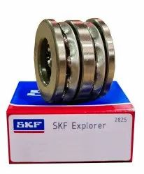 Stainless Steel SKF 2825 Double Direction Thrust Ball Bearing, For Automobile Industry