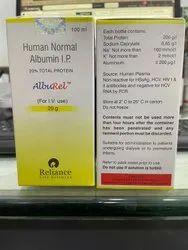 Alburel (Human Normal Albumin I.P)