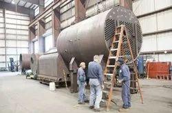 8 TPH Steam Boiler, IBR Approved