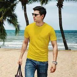 iKraft Men's Plain T-Shirts