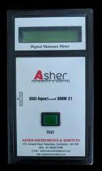 Digital Moisture Meter  DMM-21