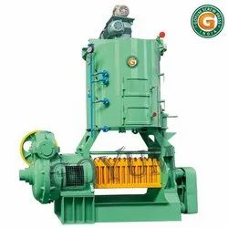 Castor Seed Oil Expeller Machine