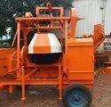 Concrete Mixer Machine with LIFT ATTACHMENT
