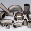 ASTM B366 Monel 400 / K500 Pipe Fittings For Industrial