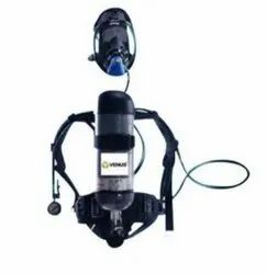 Type 1 Venus Ultralight Carbon Composite SCBA Model No:- 108 6AC, Max Working Pressure: 300