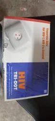 J. Mithra Jmitra Hiv Tridot Rapid Test Kit, For Hospital