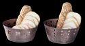 Smokey Finished Hammered Bubble Bread Basket